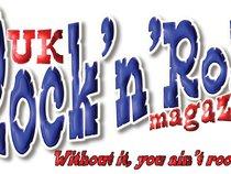 UK ROCK'N'ROLL MAGAZINE