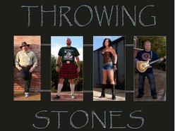 Image for Throwing Stones