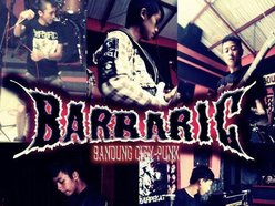 Image for BARBARIC PUNK