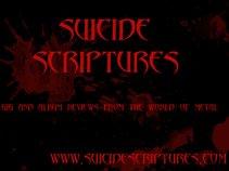Suicide Scriptures Webzine
