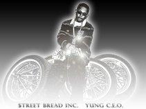 STREET BREAD Yung Ceo