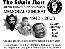 "Image for The Edwin Starr Band ""The Team"""