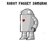 Robot Fagget Samurai