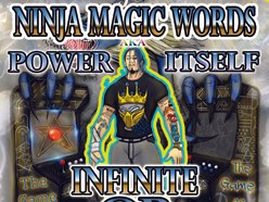 Ninja MAGIC Words Aka Power Itself The Most Giant Monstar Buddha / Fear Heavens Halloweens The Shade