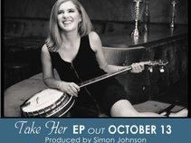 Taylor Pfeiffer - The Banjo Girl