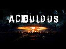 Acidulous