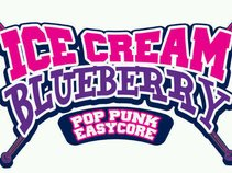 Ice Cream Blueberry
