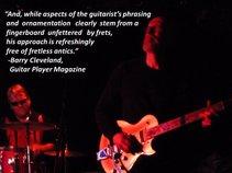 Jack Mazzenga's Space-Time Trio