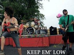 Image for KEEP EM' LOW