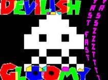 Devilish gloomy