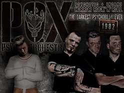 Image for The P.O.X. - Psycho Orchestra X