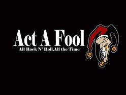 Image for Act A Fool