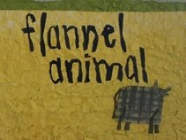 Flannel Animal