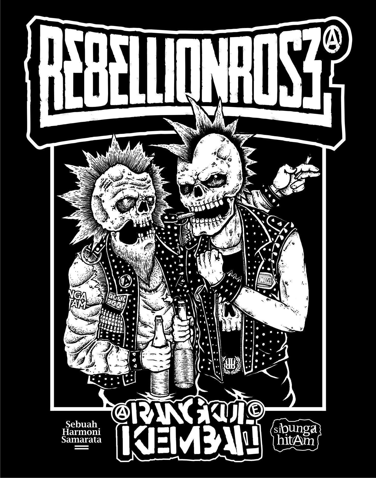 Download rebellion rose raungan kemenangan