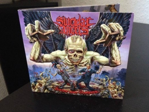 Image for Suicidal Angels