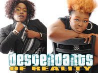 Image for Descendants of Reality