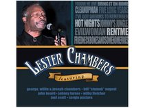 """Lester Chambers """"It's Time"""""""