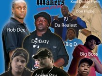 STREET MONEY MAKERS Compilations