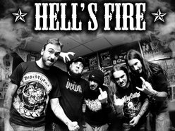 Image for HELL'S FIRE