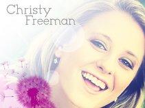 Christy Freeman