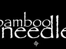 bamboo needle