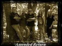 Image for Amended Return