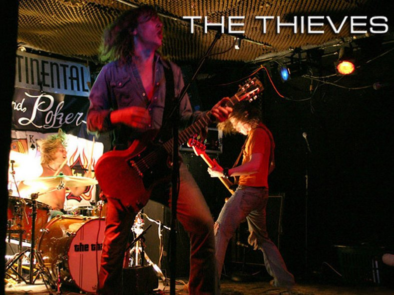 Image for The Thieves