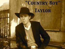 """Country Boy"" Taylor"