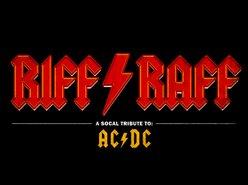 RIFF RAFF  so-cal ac\dc tribute