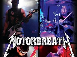 Image for Motorbreath (LA's Metallica Tribute)