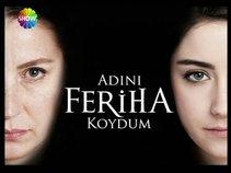 Adini Feriha koydum , I named her Feriha . For English Speakers