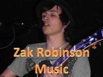 Zachary T Robinson
