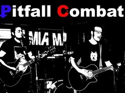Image for Pitfall Combat