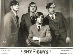 Image for The Shy Guys