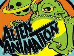 alien animation