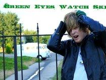 Green Eyes Watch Skies