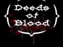Deeds Of Blood