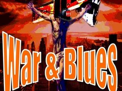 Image for war and blues