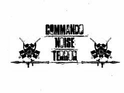 Image for COMMANDO NOISE TERROR