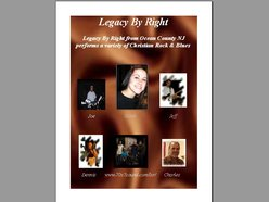 Image for Legacy By Right