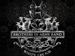 BROTHERS in ARMS BAND