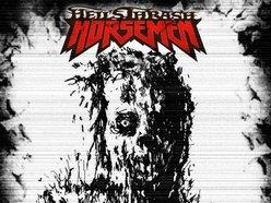 Image for Hell's Thrash Horsemen