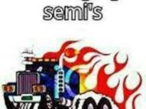 The RAGING SEMI'S