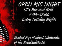 KT's Bar and Grill Open Mic