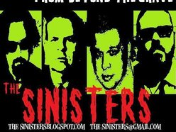 Image for The Sinisters
