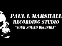 Paul L Marshall Productions and Recording Studio
