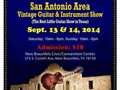 Image for San Antonio Vintage Guitar and Instrument Show