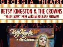 Betsy Kingston & the Crowns