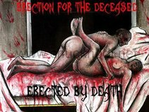 Erection For The Deceased