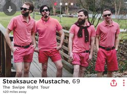 Image for Steaksauce Mustache